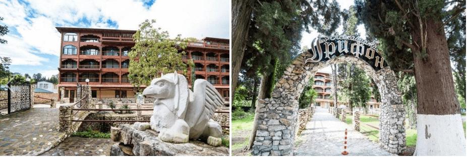 Топ 5 горящих туров в Абхазию