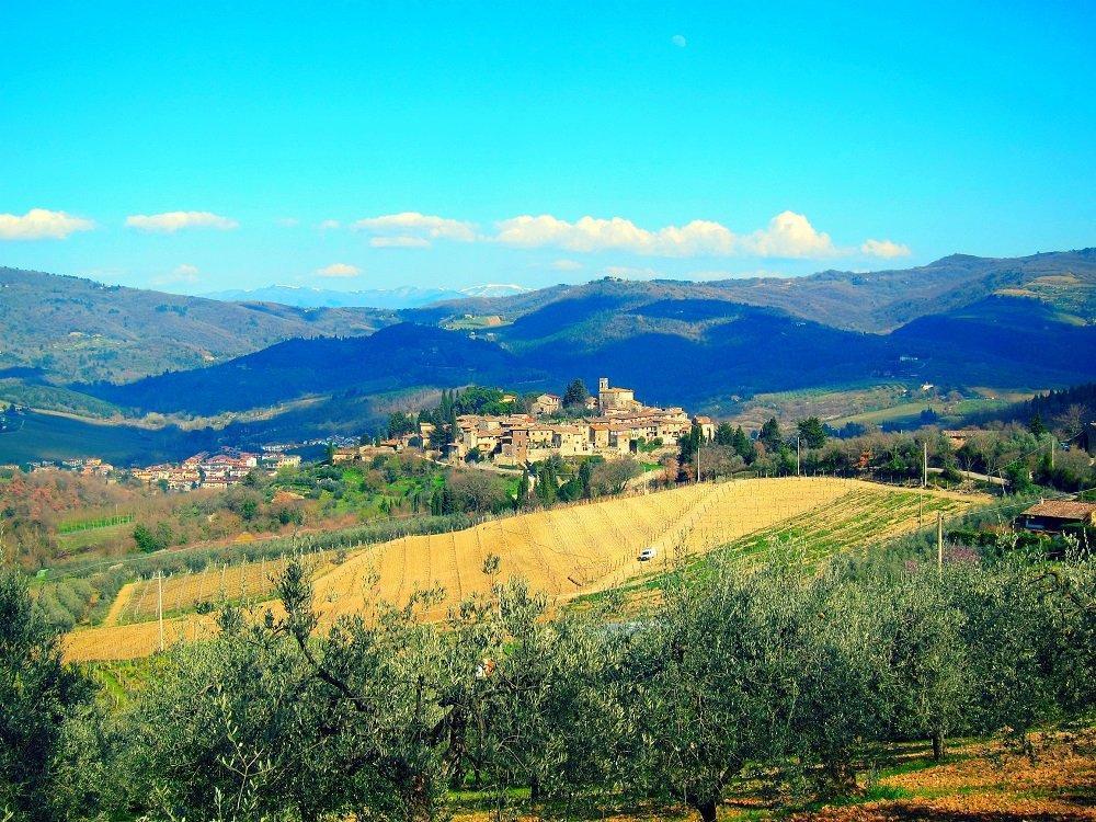 Один день в Тоскане — самый красивый и вкусный маршрут