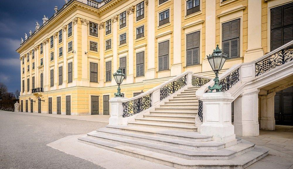 3 дня в Вене