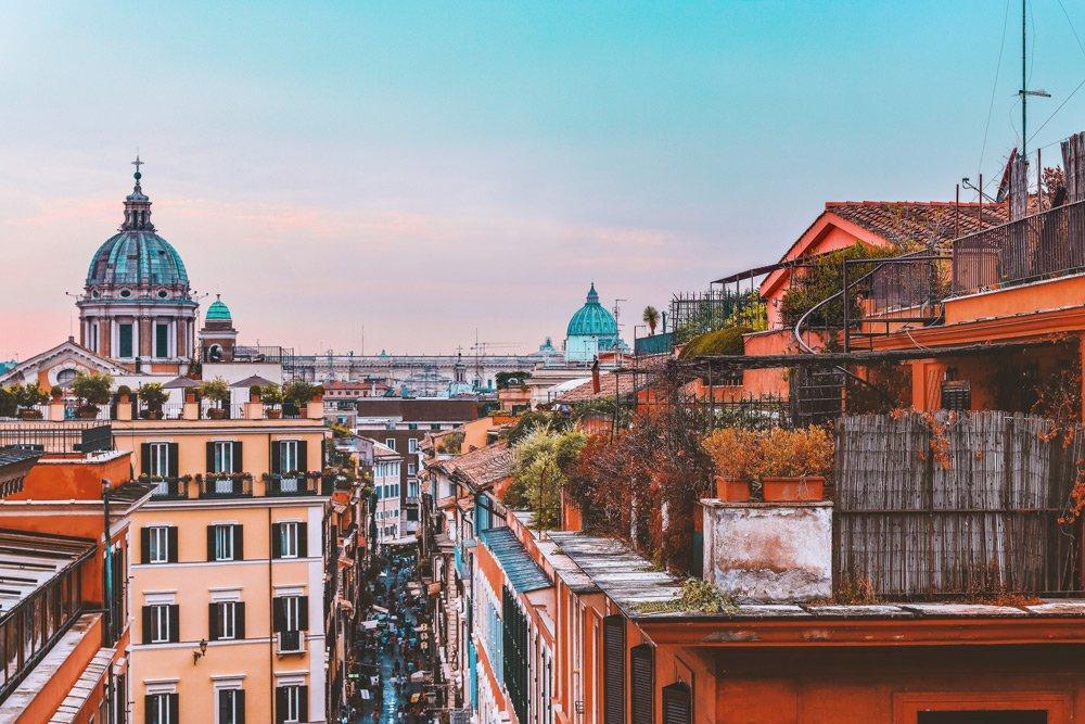 На кабриолете по Италии. Самый крутой маршрут. Часть первая – Рим