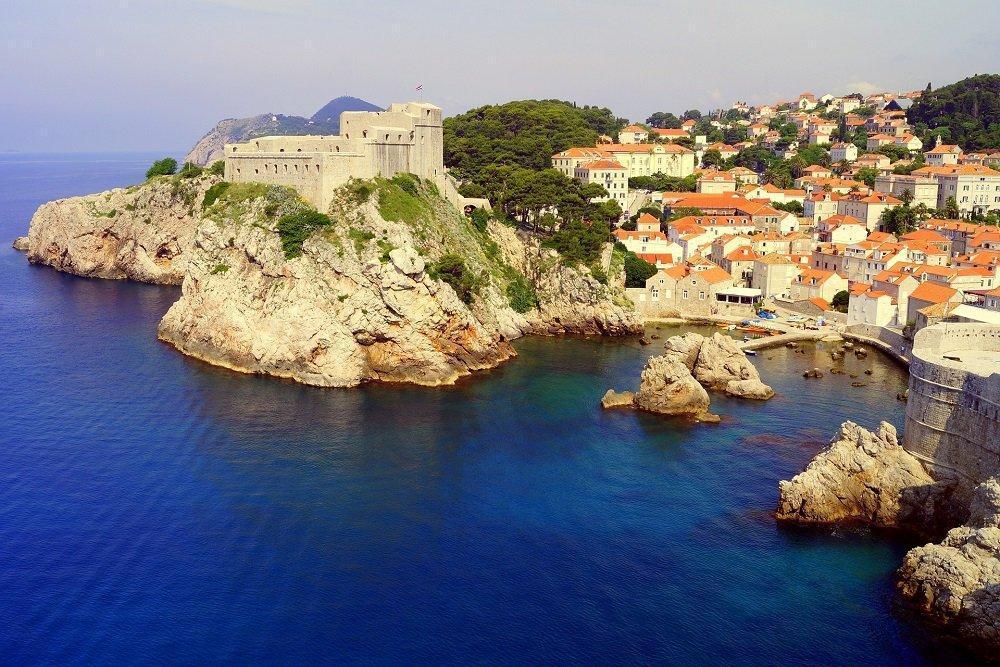 2 дня в Дубровнике