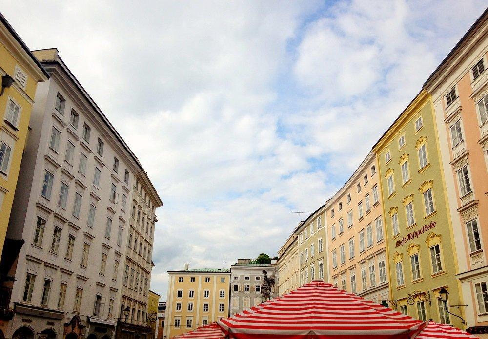 Замок, захер, Мирабель и другие причины полюбить Зальцбург