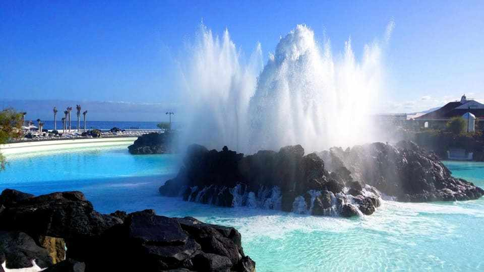 Самые интересные места Тенерифа