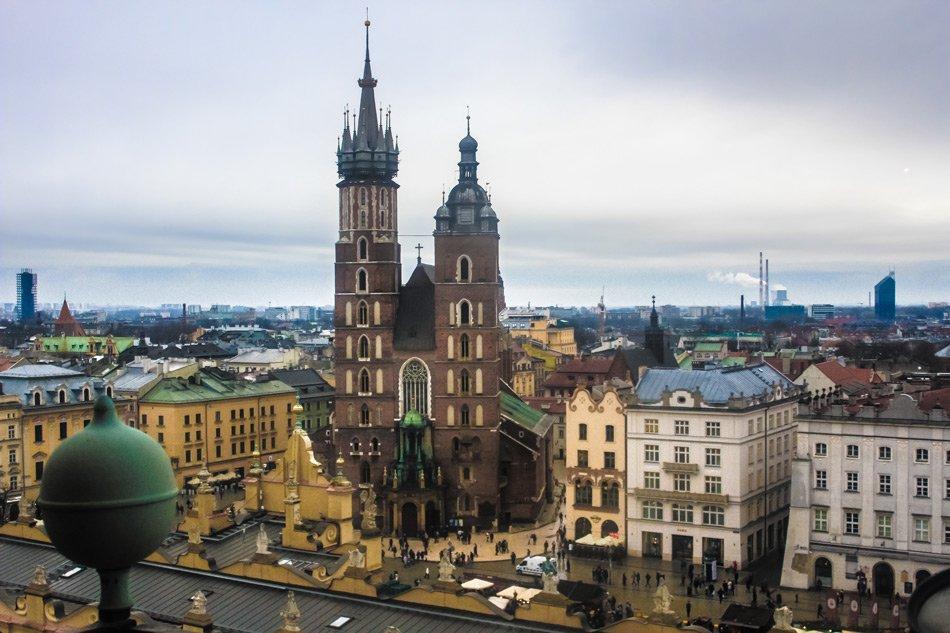 Краков – маршрут по самому красивому городу Польши