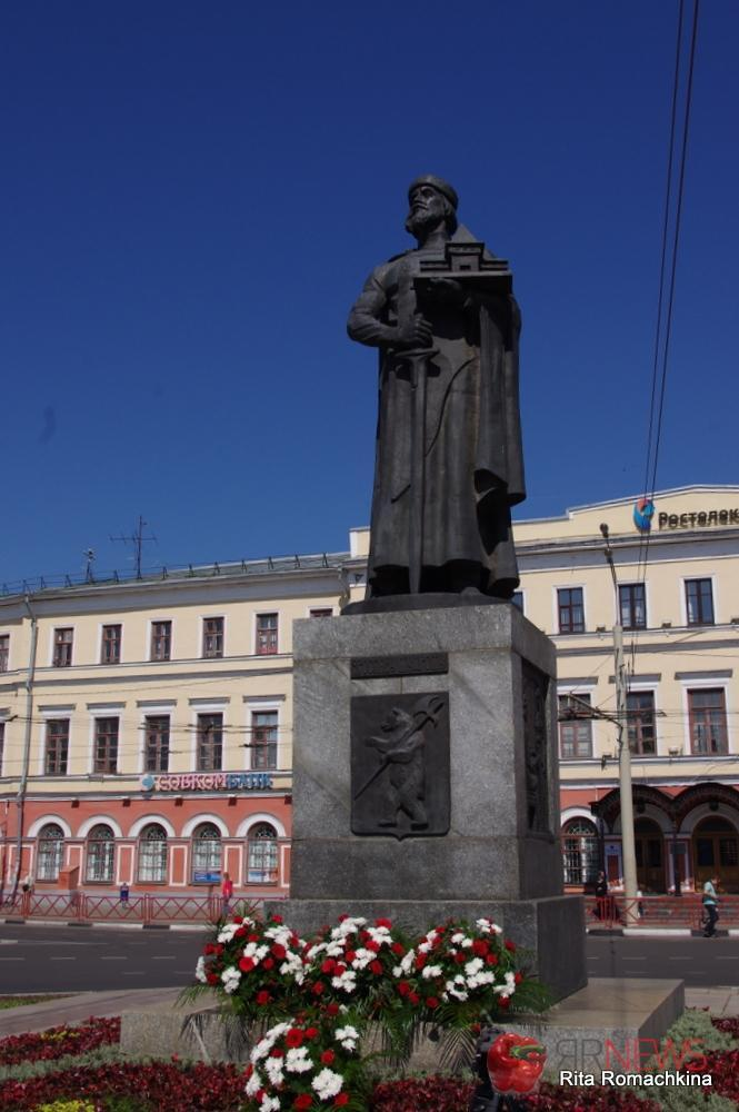Самые интересные места Ярославля