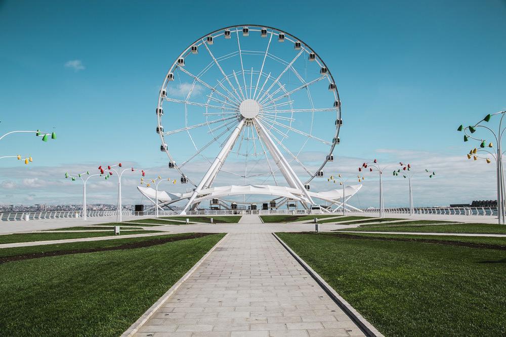 Город солнца, ковров и сладостей. Что посмотреть в Баку