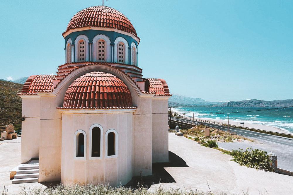Православная церковь на Крите