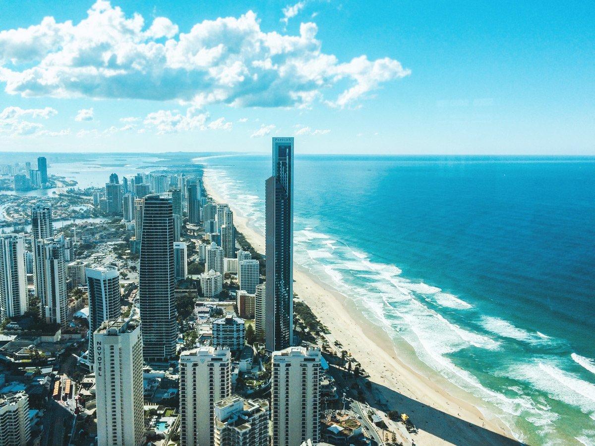 Рассказ о поездке в Австралию – майская осень на Зелёном континенте