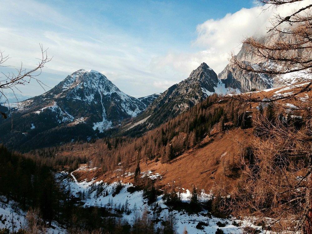 Дикая вода, Ледяной дворец и другие сказочные места Центральной Австрии