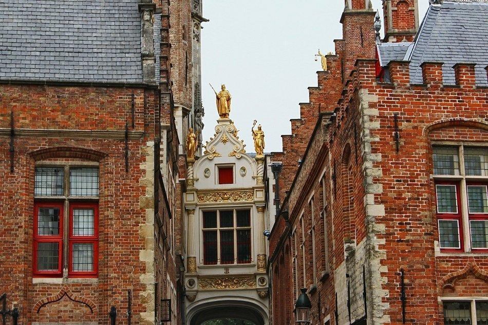 Что посмотреть в Брюгге – прогулка по самому красивому городу Бельгии