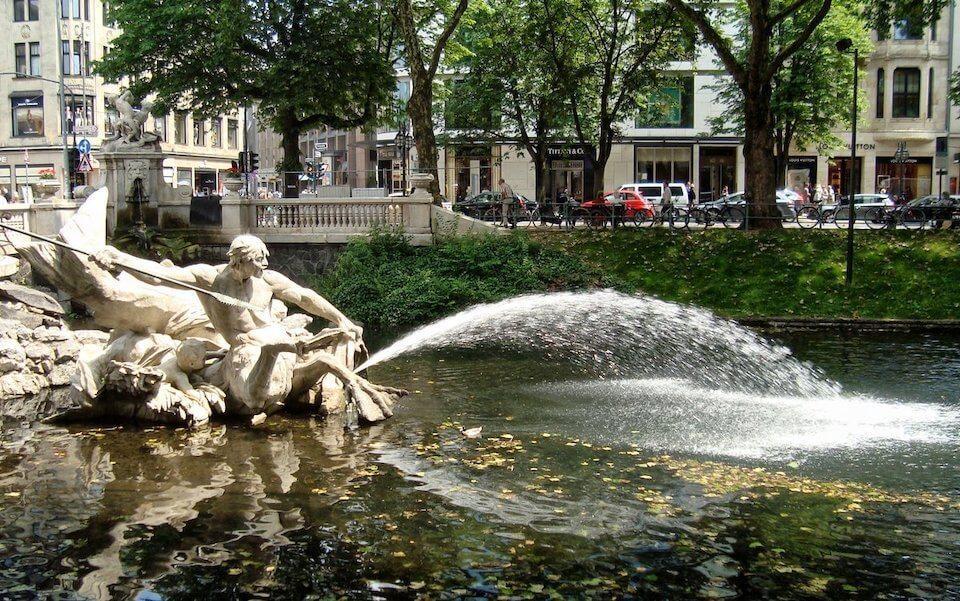 Что посмотреть в Дюссельдорфе за 1 день — 20 самых интересных мест
