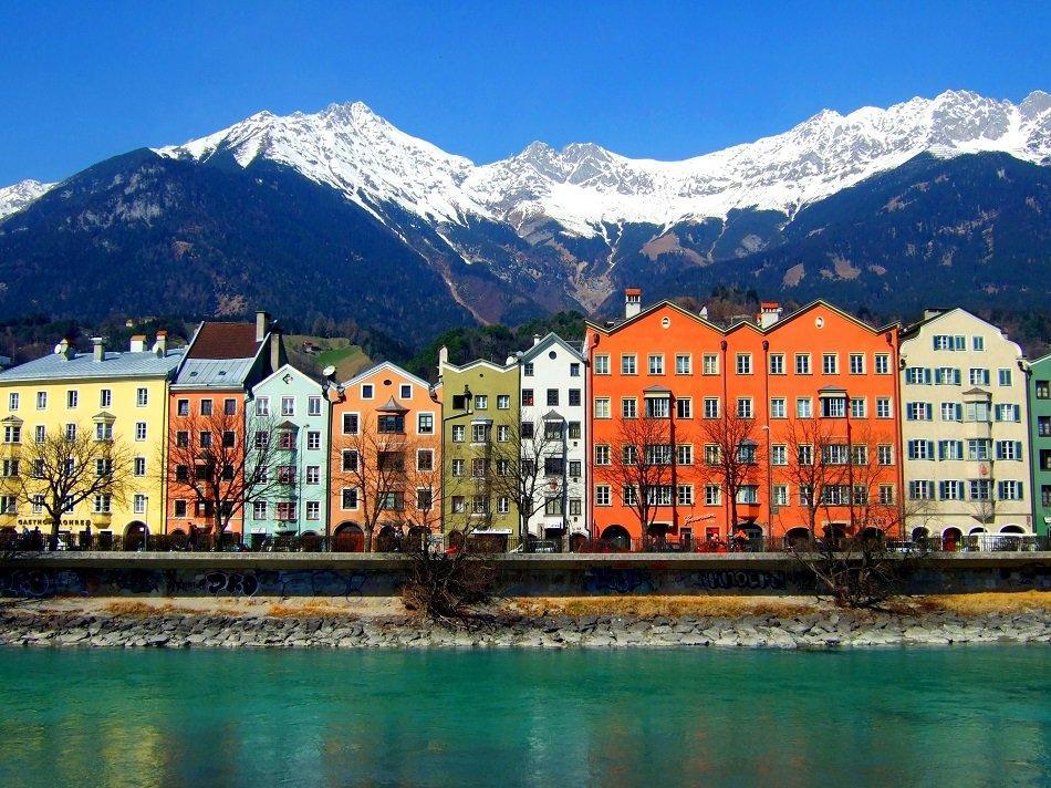 Что посмотреть в Инсбруке – выходные в столице Тироля