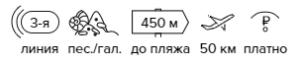 -40% на тур в Турцию из Москвы , 7 ночей за 16950 руб. с человека — Ares City Hotel!