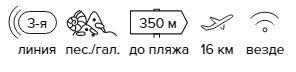 -43% на тур в Черногорию из Москвы, 7 ночей за 22 052 руб. с человека — Jovan Apartments!