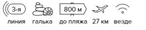 -20% на тур в Сочи из Москвы , 9 ночей за 17900 руб. с человека — Garden Hills Hotel!