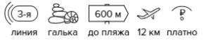 -10% на тур в Сочи из СПб , 11 ночей за 27700 руб. с человека — Гостиница Хоста!