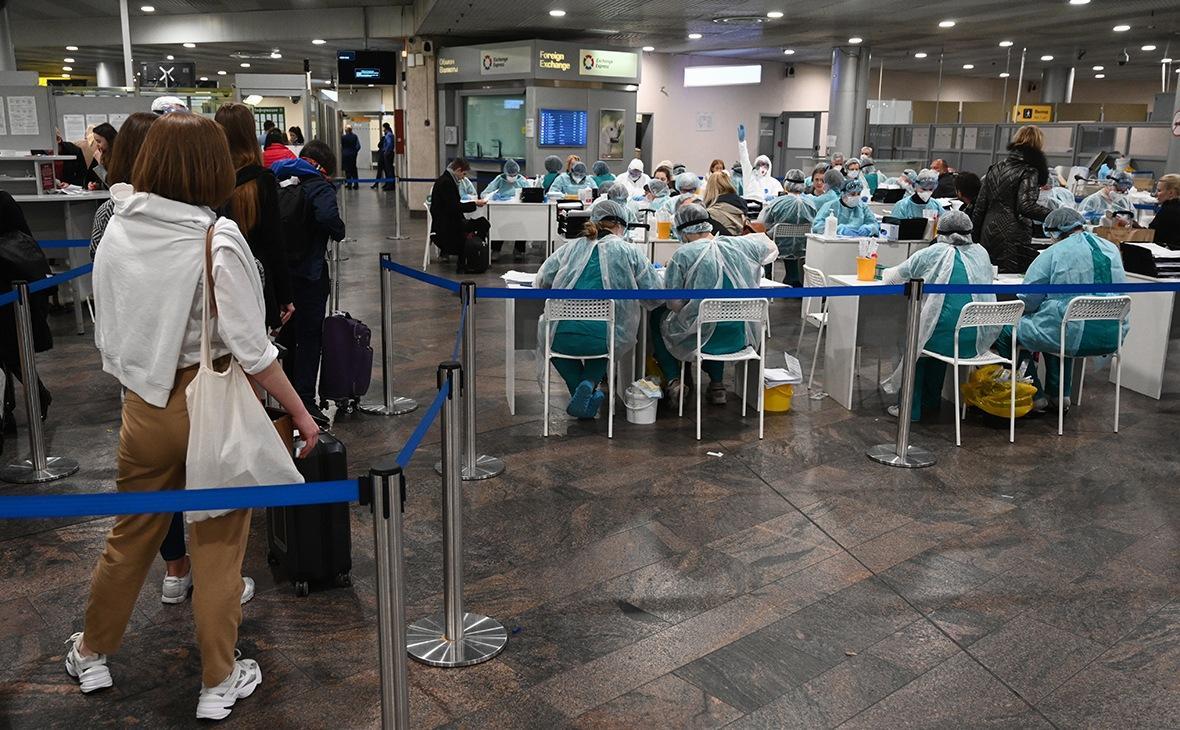 Шереметьево закроет два международных терминала!