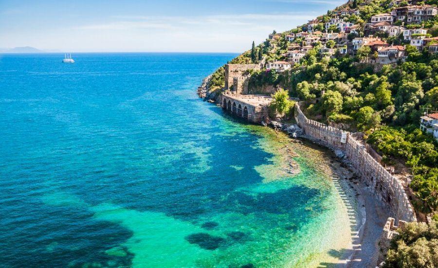 Чем интересен отдых в Турции?