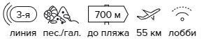 -26% на тур в Турцию из Санкт-Петербурга , 9 ночей за 22 548 руб. с человека — Afflon Sefikbey Hotel!