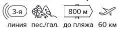 -18% на тур в Турцию из Санкт-Петербурга , 9 ночей за 22 572 руб. с человека — Naturella Hotel & Apart!