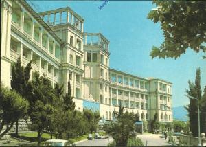 Потрясающие строения потерянного советского рая в Цхалтубо.