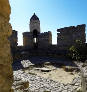 Османская крепость Ени-Кале, второе по величине место дислокации турецкого гарнизона в Крыму, приехали и посмотрели