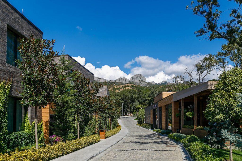Санаторно курортный комплекс Mriya Resort