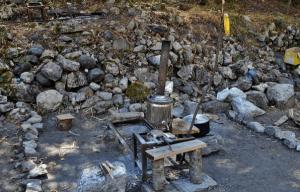 Сказка из Нагорного Карабаха. В царстве камней, мха и воды.