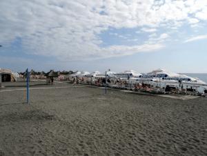Лучшие пляжи Центра Адлера