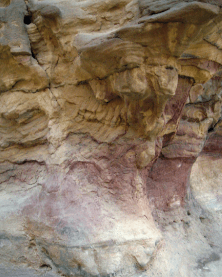 Египет. Красное море. Пешком по Цветному каньону