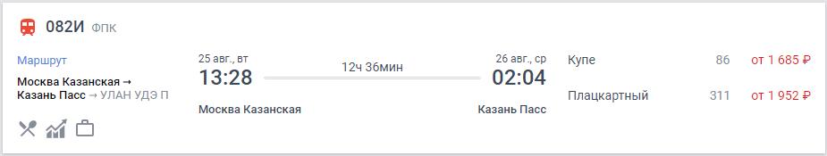 РЖД: поездки по России в купе со скидкой 50%