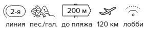 -33% на тур в Турцию из Москвы , 7 ночей за 16 631 руб. с человека — Artemis Princess Hotel!