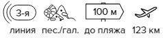 -26% на тур в Турцию из СПб , 11 ночей за 23 384 руб. с человека — Kleopatra Aydin Hotel!