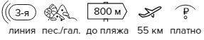 -26% на тур в Турцию из СПб , 7 ночей за 32 414 руб. с человека — Santa Marina Hotel!