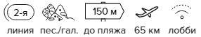 -29% на тур в Турцию из Москвы , 7 ночей за 16 321 руб. с человека — Arikan Inn Hotel!