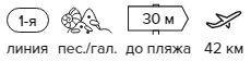 -25% на тур в Абхазию из Москвы , 7 ночей за 14 640 руб. с человека — Гостевой Дом Гагра Лазурная!