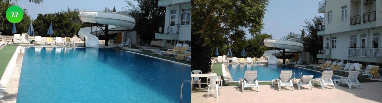 -35% на тур в Турцию из СПб , 7 ночей за 20800 руб. с человека — Kleopatra Alis Hotel!