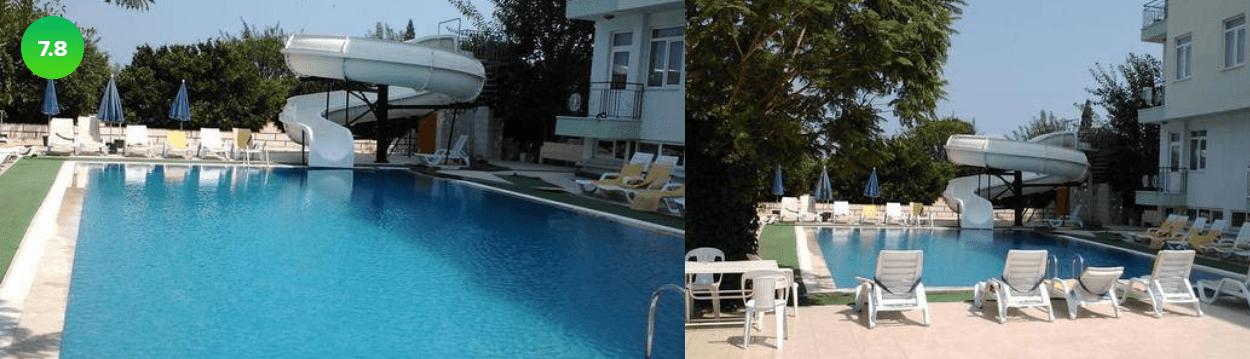 Топ 5 предложений в лучшие отели Турции из СПб !