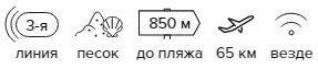 -29% на тур в Турцию из Москвы , 11 ночей за 23 274 руб. с человека — Semoris Hotel!