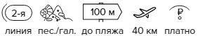 -29% на тур в Турцию из СПб , 7 ночей за 24 745 руб. с человека — Idyros Hotel!