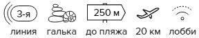 -25% на тур в Турцию из Москвы , 7 ночей за 14 588 руб. с человека — Suntalia Hotel (Ex. Liman Park)!