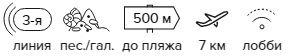 -28% на тур в Турцию из Москвы , 11 ночей за 22 747 руб. с человека — Lara Dinc Hotel!