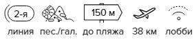 -31% на тур в Турцию из Москвы , 7 ночей за 20 882 руб. с человека — Bin Billa Hotel!