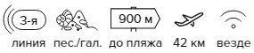 -28% на тур в Турцию из Москвы , 7 ночей за 14 971 руб. с человека — Park Avrupa Hotel!