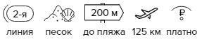 -29% на тур в Турцию из Москвы , 11 ночей за 21 480 руб. с человека — Rosella Hotel!