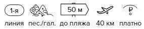 -29% на тур в Турцию из Москвы , 7 ночей за 24 744 руб. с человека — Arsi Blue Beach Hotel (Ex.Kemalhan Beach)!