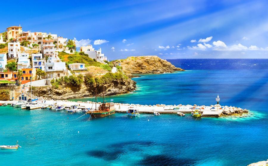 Отдых на Крите прекрасен, вот бы туда переехать!