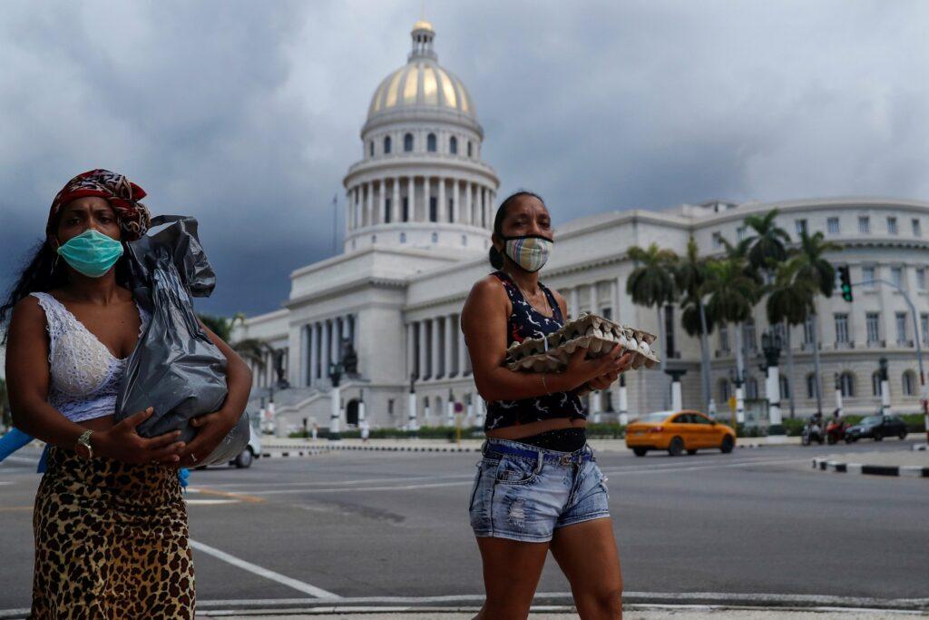 С 1 декабря на Кубе для туристов будет действовать карантин
