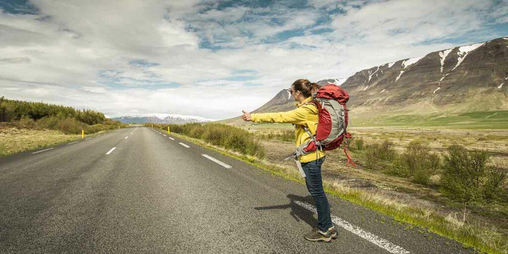 Важные правила при путешествии автостопом