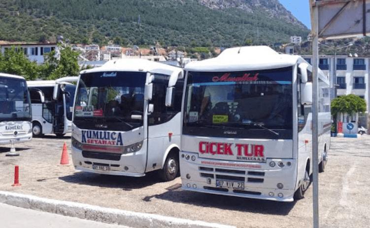 Путешествуем по Турции на автобусе. Ожидание и реальность. Едем в Фетхие